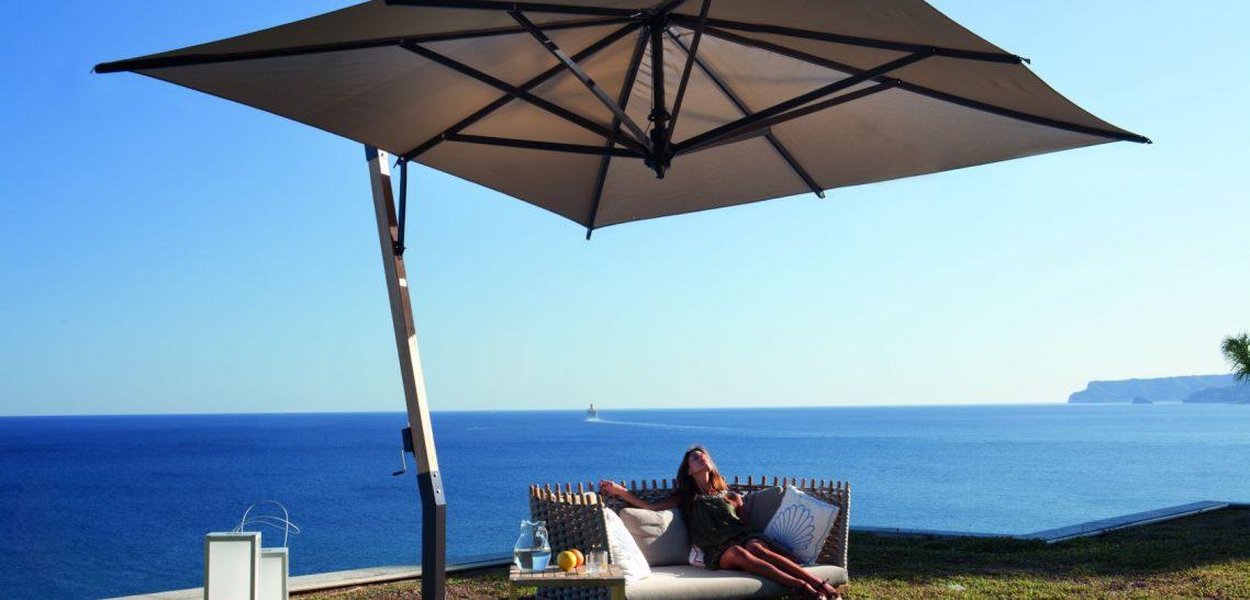 Parasoles sombrillas y bases para hosteler a muebles d - Sombrillas y parasoles ...