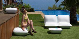 conjuntos de mesas y sillas natural